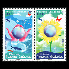 New Caledonia 2009 - Third France Oceania Summit Animation - Sc 1069 MNH