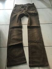 Jean Trussardi Taille 26 UK SIZE 24 Low Rise