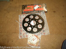 KTM DUKE 125  2011-2013 JT HDR2 H/DUTY GOLD CHAIN AND SPROCKET KIT QUALITY