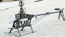 RC remote 6ch 3D Helicopter 450 SE V2 6ch Kit carbon fiber for align trex heli
