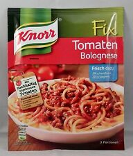 5 x Knorr Fix - Tomatoes Bolognese