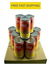 Yoder's Canned Premium Variety Beef, Chicken, Hamburger, Turkey, Pork, Sausage