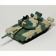 T80 Main Battle Tank - Cold War Russian Heavy Tank 1:72 Scale Eaglemoss