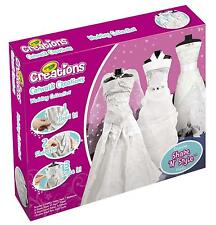 Crayola Creations - Catwalk Creations - Wedding Collection
