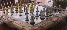 Tigrani Classic Erotic Sterling Silver Chess Set