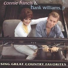 Sing Great Country Favorites [Bear Family] by Connie Francis/Hank Williams,...