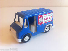 "Tootsie Toy (USA) - Van Panel truck ""Los Angeles SWAT"""
