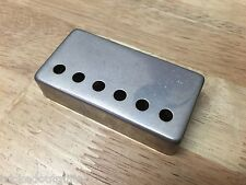 RELIC AGED SEYMOUR DUNCAN TREMBUCKER COVER NICKEL FITS TB TYPE PICKUPS