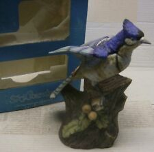 Large Blue Jay Decanter by Ski Country in 1978-Original Packaging-Books $94.00