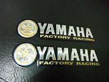 YZF YZ DT R1 R6 FZ1 FZ6 FZS Fazer 125 250 600 Sticker Decal Parts x2