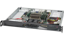 *NEW* SuperMicro SYS-5019S-ML 1U Server with X11SSH-F Motherboard