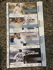 2015 NEW YORK YANKEES VS KANSAS CITY ROYALS SUITE TICKET STUB 5/27 YOGI BERRA