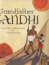 Grandfather Gandhi by Bethany Hegedus and Arun Gandhi (2014, Hardcover)