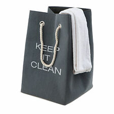 Sturdy Keep It Clean Laundry Bag/Basket