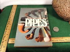 1960's WEBER'S GUIDE TO BRIAR PIPE SMOKING & PIPES NICE  EXCELLENT READING