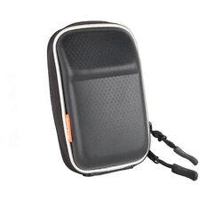 Black Hard Shell Compact Camera Case Cover Bag For Sony HX10 HX20 Canon Nikon FA