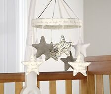Baby Musical Cot Mobile Night Sleep Stars Room Nursery Infant Boy Girl Music