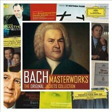 Bach Masterworks - The Original Jackets Collection [50 CD][Limited Edition], Var