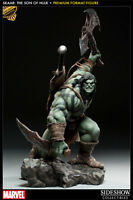 SIDESHOW SKAAR Son of HULK PREMIUM FORMAT STATUE EXCLUSIVE NEW!! MARVEL Avengers