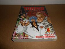 Toriko Vol. 4 by Mitsutoshi Shimabukuro Manga Book in English