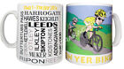 ON YER BIKE MUG. To celebrate tour de france coming to yorkshire, stage 1