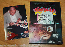 ZACHARIAH DVD signed by DICK VAN PATTEN ('The Dude') with proof photo + details