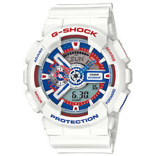 CASIO G-SHOCK Tri-Color Maritime Limited Edition Watch GA-110TR-7A