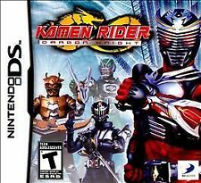 Kamen Rider: Dragon Knight (Nintendo DS, 2009) Cartridge Only FAST SHIPPING