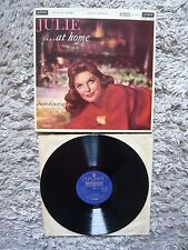 Julie London Julie At Home Stunning Orig 1960 London Stereo Vinyl Jazz Record