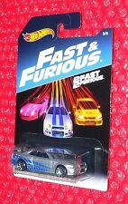 2017 Hot Wheels Fast & Furious Nissan Skyline GT-r (R34)  #2 DWF69-0910