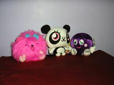MOSHI MONSTERS MOSHLING COLLECTION  ROXY PURDY SHI SHI PLUSH NEW, WITH TAGS