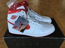 OG Nike Air Jordan I 1 White/Metallic Red Retro