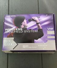 Audio Technica Wireless Microphone DR-1600 VHF Wireless System