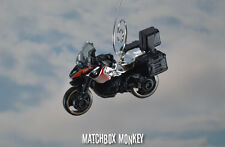 NEW Custom BMW Motorcycle R1200GS Christmas Ornament 1/64 Adorno R 1200 GS