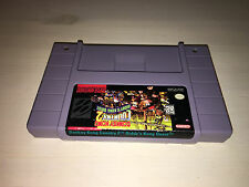 Donkey Kong Country 2: Diddy's Kong Quest (Super Nintendo) CLEANED & TESTED!!!