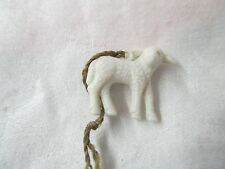 Vintage plastic prize Lamb Sheep