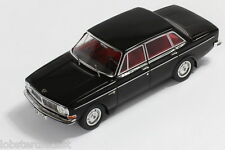 1967 VOLVO 144S in Black with red interior 1/43 scale model by PREMIUM X