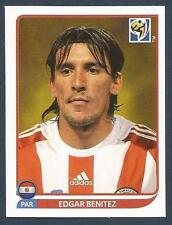 PANINI-SOUTH AFRICA 2010 WORLD CUP- #446-PARAGUAY-EDGAR BENITEZ