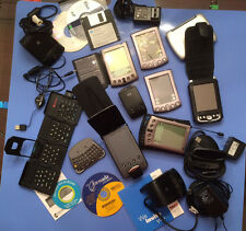 LOT OF WORKING PDAs: DELL/PALM/COMPAQ/HP