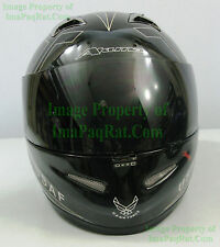 NEW AKUMA V2 SMOKE Visor for STEALTH & Doragon Helmets - NICE! Face Shield