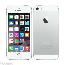 Apple iPhone 5S 32GB Factory Unlocked 4G LTE Touch ID Mobile Smartphone SILVER