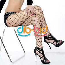 Hot Sexy Women Big Mesh Fishnet Net Pattern Pantyhose Stockings