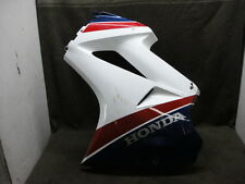 07 2007 HONDA VFR800 INTERCEPTOR FAIRING SIDE COWL, LEFT NEEDS SOME REPAIR #CC56