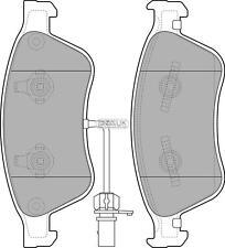 Véritable plaquettes de frein avant trupart pour répondre à Audi A8 4.0 TDI Quattro Diesel