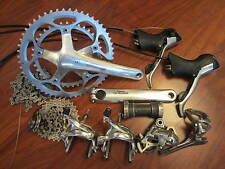 SHIMANO ULTEGRA 6600 10 PIECE GROUP GROUPPO COMPLETE BUILD KIT 10 SPEED DOUBLE