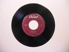 Crowded House Walking On The Spot/Distant Sun 45 RPM Capitol