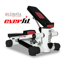 Everfit - STEP UP - Mini Stepper Pistoni Idraulici + Monitor GLUTEI COSCE GAMBE