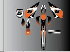 OSET 20.0 Trials bike graphic kit - name number included