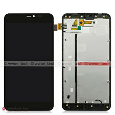 New Microsoft Lumia 640 XL LTE LCD Display Touch Screen Digitizer Assembly Frame