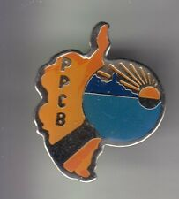 RARE PINS PIN'S .. SPORT TENNIS DE TABLE PING PONG CLUB BASTIA ILE CORSE 20 ~CZ